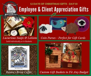 Employee & Customer Gifts