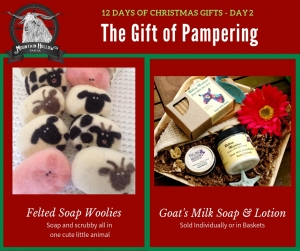 The Gift of Pampering