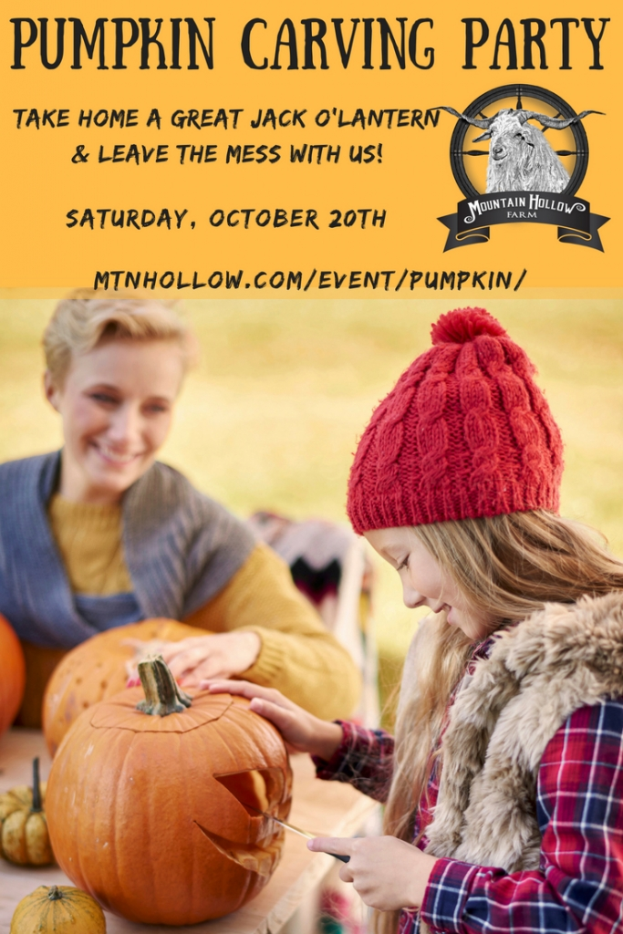 Pumpkin Carving at MHF