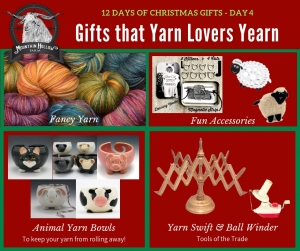 Gifts for Knitters and Crocheters