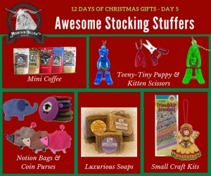 Unique Stocking Stuffers
