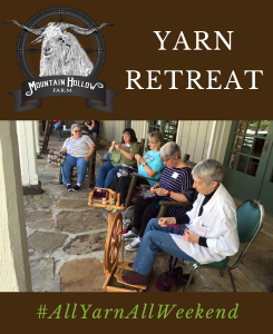 Yarn Retreat