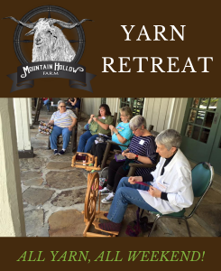 Yarn Retreat Registration