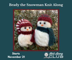 Brady the Snowman